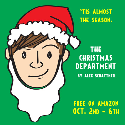 """The Christmas Dept."" Giveaway"